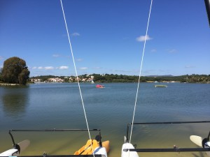 The Lake at Quinta do Lago